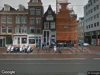 Omgevingsvergunning Vijzelgracht 47 Amsterdam