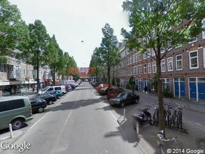 Omgevingsvergunning Eerste Van Swindenstraat 102 Amsterdam