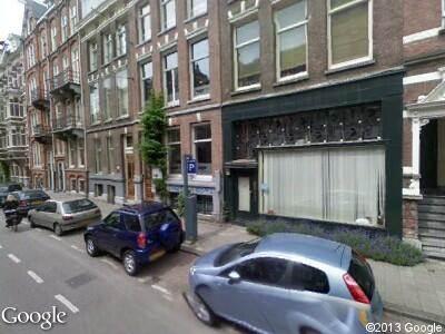 Omgevingsvergunning Weteringschans 237 Amsterdam
