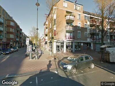 Omgevingsvergunning Dapperstraat 271 Amsterdam