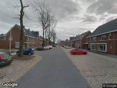Verkeersbesluit Willy den Oudenstraat  Tilburg