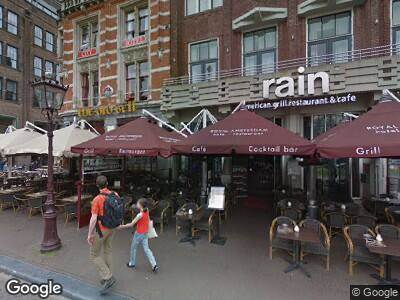 Omgevingsvergunning Rembrandtplein 44 Amsterdam