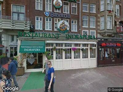 Omgevingsvergunning Rembrandtplein 38 Amsterdam