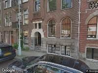 Gemeente Amsterdam - Aanleg gehandicaptenparkeerplaats Linnaeusparkweg 115 te Asmterdam-oost - Linnaeusparkweg 115 te Asmterdam-oost