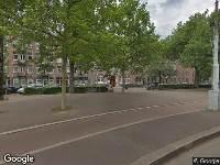 Gemeente Amsterdam - Aanleg gehandicaptenparkeerplaats 's Gravesandeplein 21 te Amsterdam-oost - 's Gravesandeplein 21 te Amsterdam-oost