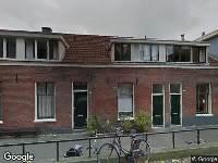Gemeente Arnhem - Besluit ontheffing oneigenlijk gebruik openbare grond: het plaatsen van een steiger, schaftkeet en dixie, Hommelseweg, Akkerstraat, Oost-Peterstraat en West-Peterstraat