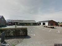 Aanvraag omgevingsvergunning, bouwen van een aanbouw aan de bestaande loods, Brachterzijde 30, Sint Joost