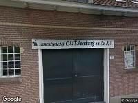 aangevraagde omgevingsvergunning Bovenstraat  125