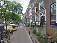 Bekendmaking Aanvraag omgevingsvergunning kap Prinsengracht 1117