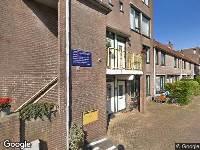 Bekendmaking Gemeente Amsterdam - Verwijderen E6 - Ernst Cahnsingel 65