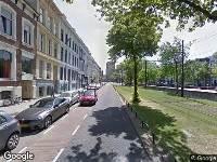 Aangevraagde omgevingsvergunning Mauritsweg 45B