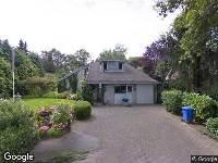Verleende omgevingsvergunning, wijzigen woonhuis, Hoevebrink 3 (zaaknummer 87688-2018)