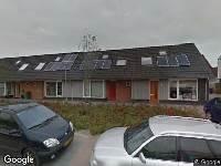 Verleende omgevingsvergunning reguliere procedure, het oprichten van 56 woningen, Westerdel te Zuid-Scharwoude