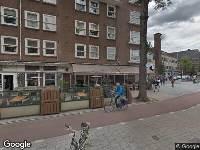 Bekendmaking Besluit exploitatievergunning voor een horecabedrijf Scheldestraat 105 H