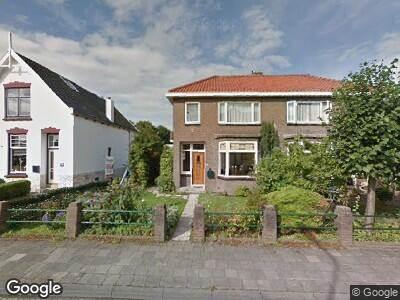 Omgevingsvergunning Langeweg 37 Sommelsdijk