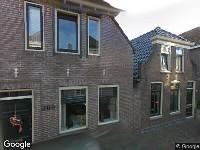 Aanvraag omgevingsvergunning Langestraat 209, 8281 AK te Genemuiden