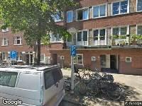 Bekendmaking Gemeente Amsterdam - Kentekenwijziging E6 - Stolwijkstraat 6