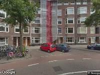 Bekendmaking Gemeente Amsterdam - Kentekenwijziging E6 - Waalstraat 91