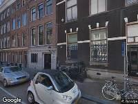 Gemeente Amsterdam - Kerkstraat 250 aanleg elektrische oplaadplaats - Kerkstraat 250