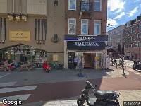 Bekendmaking Gemeente Amsterdam - Verwijderen E6 - Ceintuurbaan 286