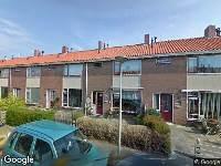 Gemeente Den Helder - Gehandicaptenparkeerplaats op kenteken - Waalstraat