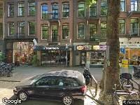 Bekendmaking Gemeente Amsterdam - Verwijderen E6 - Ceintuurbaan 314