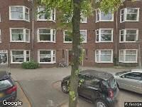 Bekendmaking Gemeente Amsterdam - Plaatsen E6 - Trompenburgstraat 105