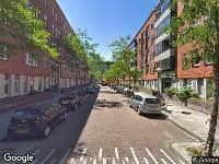 Bekendmaking Gemeente Amsterdam - Verwijderen E6 - Eosstraat 342