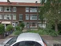 Bekendmaking Omgevingsvergunning - Aangevraagd, Rederijkerstraat 161 te Den Haag