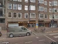 Bekendmaking Aanvraag omgevingsvergunning Spaarndammerstraat 68 H