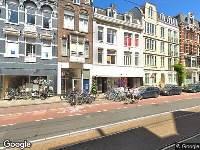 Bekendmaking Gemeente Amsterdam - Weteringschans 185-257 tijdelijk onttrekken van 40 parkeerplaatsen ten behoeve van werkzaamheden  - Weteringschans 185-257