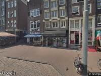 Bekendmaking Gemeente Amsterdam - Nieuwezijds Voorburgwal 86-88 tijdelijk onttrekken van één parkeerplaats tbv werkzaamheden - Nieuwezijds Voorburgwal 86-88