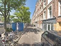 Bekendmaking Gemeente Amsterdam - Marnixkade 56 tijdelijk onttrekken van twee parkeerplaatsen ten behoeve van werkzaamheden  - Marnixkade 56