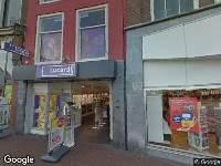 Bekendmaking Verleende vergunning gebruik openbare ruimte Nieuwestad 128, (11031005) plaatsen van een container en Dixy, van 8 februari t/m 15 maart 2019, verzenddatum 31-01-2019.