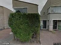 Bekendmaking Aanvraag omgevingsvergunning,    vervangen van een vervallen tuinhuisje, Capricciostraat   9, Almere