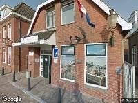 Aangevraagde omgevingsvergunning Raadhuisstraat 18 Grou, (11031304) melding brandveilig gebruik herberg.