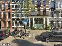Aanvraag omgevingsvergunning Eerste Helmersstraat 175H