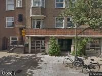 Bekendmaking Besluit onttrekkingsvergunning voor het omzetten van zelfstandige woonruimte naar onzelfstandige woonruimten Lekstraat 66-II