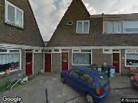 Bekendmaking Gemeente Haarlem - Verwijderen Gehandicaptenparkeerplaats op kenteken - Ter hoogte van Graafschapstraat 36 Haarlem