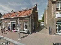 Brugstraat 23, ijssalon, veranderen (plaatsen terrasoverkapping) van een inrichting waarop het Activiteitenbesluit van toepassing is (MM 2019003)