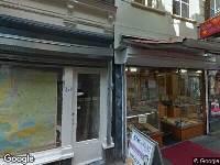 Gemeente Dordrecht, verleende omgevingsvergunning Voorstraat 329 te Dordrecht