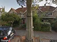 ODRA Gemeente Arnhem - Aanvraag omgevingsvergunning, plaatsen 6 zonnepanelen op het platte dak aan achterzijde van de woning, Pontanuslaan 22
