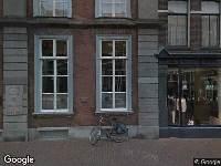 ODRA Gemeente Arnhem - Verleende omgevingsvergunning, het splitsen van bedrijfsruimte en woning, Bakkerstraat 19
