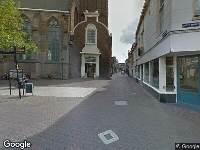 Bekendmaking Aanvraag evenementenvergunning Koningsnacht in de Grote Kerk te Schiedam