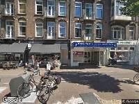 Bekendmaking Aanvraag omgevingsvergunning Bilderdijkstraat 69-H ,
