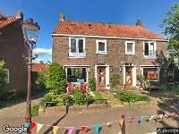 Bekendmaking Aanvraag omgevingsvergunning gebouw Schellingwouderdijk 261