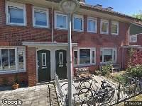 Bekendmaking Ingetrokken aanvraag omgevingsvergunning gebouw Goereestraat 2