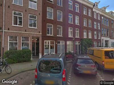 Omgevingsvergunning Daniël Stalpertstraat 8 Amsterdam