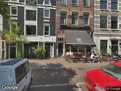 Omgevingsvergunning Spuistraat 4 Amsterdam