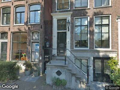 Omgevingsvergunning Brouwersgracht 98 Amsterdam